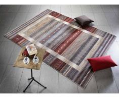 Zurbrüggen Teppich OVATION NOMA590 beige-,Polyester,rot