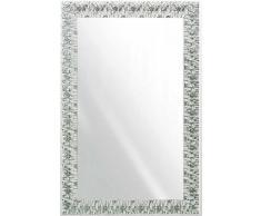 Spiegel ca. 70x110 cm ANDRIA,Spiegel,silber