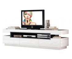 Novel TV-Lowboard LENA,MDF,Weiß