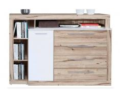 Ti´me Sideboard KASURA,Holznachbildung,eiche