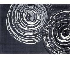 Kleen-Tex Fußmatte Swirl,Polyamid,grau