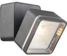 Zurbrüggen Außenleuchte Aluminium Druckgu,Aluminium,anthrazit