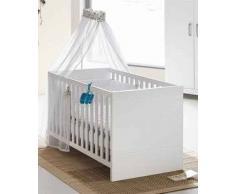 Paidi Kinderbett FIONA,Holznachbildung,Weiß