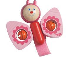 Haba Buggy-Spielfigur Schmetterli,Holz,rosa