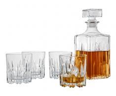 Zurbrüggen Whisky Gläserset 5-tlg.,Glas,klar