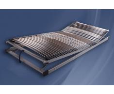 Viflex Lattenrost KF MALAGA,Holz,silber