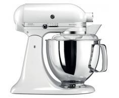 Kitchen Aid Küchenmaschine Weiss ARTISAN,Metall,Weiß