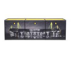 Z2 BVB Faltbox-Set,Stoff,schwarz