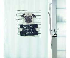 Spirella Duschvorhang 180X200 BAD DOG,Polyester,Motiv
