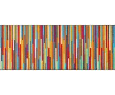 Kleen-Tex Fußmatte Mikado Stripes,Polyamid,multicolour