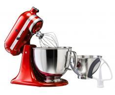 Kitchen Aid Küchenmaschine Liebesapfelrot ARTISAN,Gusseisen,rot