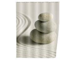 Zurbrüggen Duschvorhang Sand & Stone,Polyester,multicolour