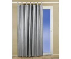 Zurbrüggen Thermo-Vorhang,Polyester,silber