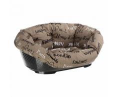 Ferplast Hundekorb, L70,5 x B52 x H23,5cm
