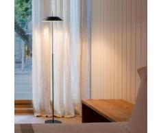 Vibia Mayfair LED Stehleuchte mit Dimmer Ø 30 H: 147 cm, graphit matt 551518/16, EEK: A+