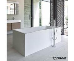 Duravit Vero Air freistehende Rechteck-Badewanne mit Verkleidung L: 180 B: 80 H: 60 cm 700418000000000