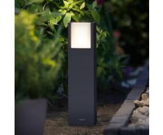 Philips myGarden Arbour LED Sockelleuchte B: 10 H: 40 T: 10 cm, anthrazit 164629316, EEK: A+