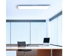 Osram Planon Plus LED Deckenleuchte 3000 K B: 120 H: 4,6 T: 30 cm, weiß 4058075035263, EEK: A+