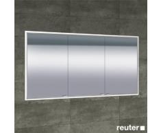 Sprinz Classical-Line Unterputz Spiegelschrank umlaufend beleuchtet B: 150 H: 70 T: 15,5cm C031500AMAM29E+LL1500, EEK: A+