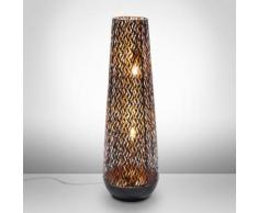 KARE Design Flame Oval Bodenleuchte Ø 24 H: 76 cm 60071, EEK: A