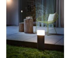 Osram Endura Style Lantern Modern LED Pollerleuchte Ø 11 H: 50 cm, dunkelgrau 4058075033351, EEK: A+