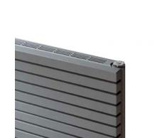 Vasco Carré CPHN1 Plan Horizontal Heizkörper Höhe 595 mm, 20 Rohre breite 600 mm, 404 Watt 111330600059500189016-0000