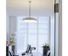 belux koi neo LED Pendelleuchte Push-Dim 3000K Ø 57.6 H: 50 cm, chrom KOI30-11-8030-TD, EEK: A+. Diese Leuchte enthält eingebaute LED-Lampen. A++ (LED), A+ (LED), A (LED). Die Lampen können in der Leuchte nicht ausgetauscht werden.