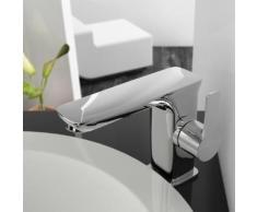 Treos Serie 193 Einhebel-Waschtischarmatur mit Ablaufgarnitur 193.01.1000