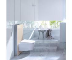 Geberit Monolith Plus Sanitärmodul für Wand-WC H: 101 cm Glas sand 131222TG5, EEK: A+. Dieses Modul enthält eingebaute LED-Lampen. A++ (LED), A+ (LED), A (LED). Die Lampen können in dem Modul nicht ausgetauscht werden.