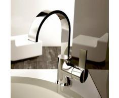 Treos Serie 195 Einhebel-Waschtischarmatur mit Ablaufgarnitur 195.01.1500