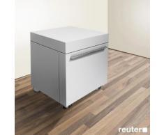 Duravit Fogo Rollcontainer B: 50 H: 58 T: 55 cm weiß matt FO954301818