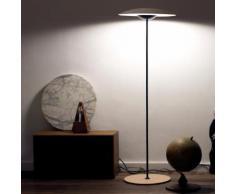 Marset Ginger P LED Stehleuchte mit Dimmer Ø 42 H: 125cm, eiche A662-033, EEK: A+. Diese Leuchte enthält eingebaute LED-Lampen. A++ (LED), A+ (LED), A (LED). Die Lampen können in der Leuchte nicht ausgetauscht werden.