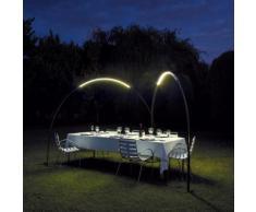 Vibia Halley LED Stehleuchte B: 252 H: 200 cm, schwarz 415004, EEK: A+. Diese Leuchte enthält eingebaute LED-Lampen. A++ (LED), A+ (LED), A (LED). Die Lampen können in der Leuchte nicht ausgetauscht werden.