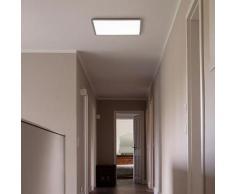 Osram Planon Plus LED Deckenleuchte 3000 K B: 60 H: 4,6 T: 60 cm, weiß 4058075035201, EEK: A+
