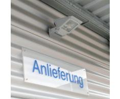 Albert Wandstrahler B: 19 H: 12,5 T: 29 cm, weiß 682111, EEK: C