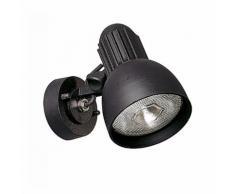 Albert Wandstrahler für Pressglasreflektorlampe Ø 13,5 T: 19,5 cm, schwarz 662122, EEK: A++. Diese Leuchte ist geeignet für Leuchtmittel der Energieklassen: A++, A+, A, B, C, D, E.
