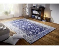 Teppich 300x200x2 blau YUVAAN
