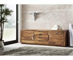 Palisander Holz massiv Sideboard Sheesham Möbel DUKE #116