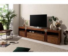 TV-Board Mango 220x48x55 braun lackiert AMSTERDAM #26
