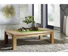 Sheesham Holz massiv Couchtisch Palisander Möbel NATURE BROWN #109