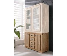 Palisander Möbel Sideboard Sheesham Holz massiv NATURE BROWN #8258