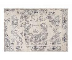 Teppich 150x80 beige/blau FRESKO