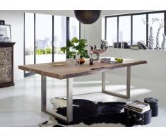 FREEFORM Baumtisch #131 250x110 Akazie Möbel