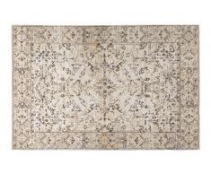 Teppich 240x170 natur/gelb FRESKO