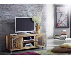 TV-Board Altholz 135x40x56 mehrfarbig lackiert FREEZY #10