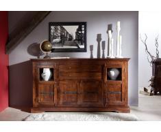 Kolonialstil Sideboard Akazie massiv Möbel OXFORD #453