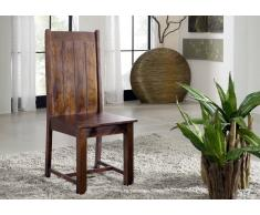 Kolonialstil Stuhl massiv Akazie Holz MAMMUT OXFORD #611