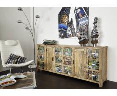 DETROIT Sideboard #45, Eisen u. Mangoholz