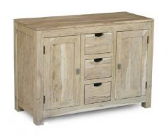 NATURE WHITE Sideboard #83 Akazie lackiert Möbel