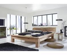 FREEFORM Bett #123 160x200cm Akazie Möbel